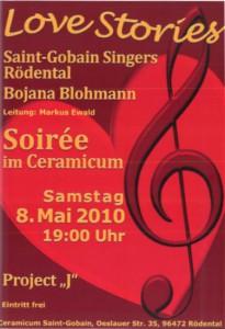 Plakat 8.5.2010 Ceramicum/Rödental
